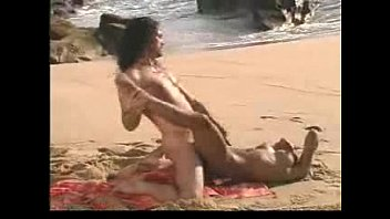 SecretCrush4K - Cum Inside Me On Public Beach With FREUTOY